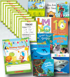 My Books Summer Grade K (10 Books)