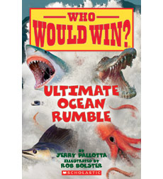 Who Would Win?: Ultimate Ocean Rumble