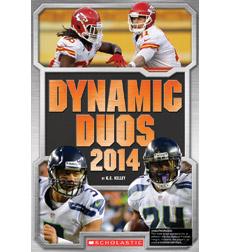 NFL: Dynamic Duos 9780545722186