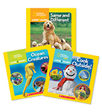 National Geographic Little Kids Look & Learn Grades PreK–K