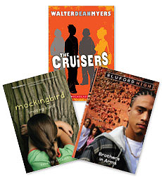 CLEARANCE: Contemporary Fiction Grades 7-9