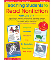 Teaching Students to Read Nonfiction: Grades 2–;4