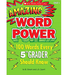 Amazing Word Power Grade 5