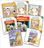 Read and Rise Book & Fun Cards Collection Spanish