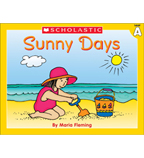 Little Leveled Readers: Sunny Days (Level A)