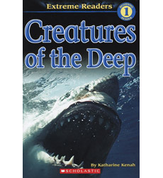Extreme Readers: Creatures of the Deep