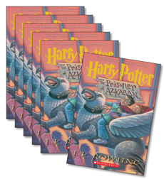 Guided Reading Set: Level V – Harry Potter and the Prisoner of Azkaban