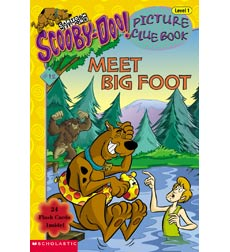 Hello Reader!® Level 1—Scooby-Doo Picture Clue: Big Foot Mystery