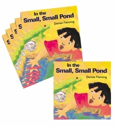 In the Small, Small Pond Guided Reading Set
