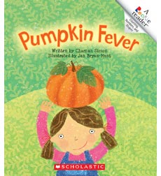 A Rookie Reader Skill Set-Counting, Numbers, and Shapes: Pumpkin Fever