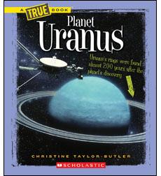 Planet Uranus 9780531211588