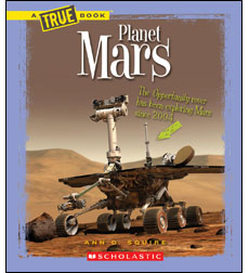 A True Book™—Space: Planet Mars