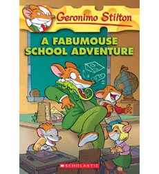 Geronimo Stilton: A Fabumouse School Adventure