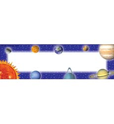 Our Solar System Multipurpose Cards