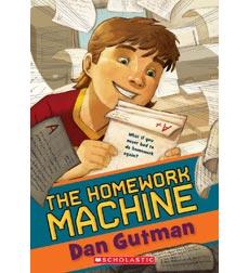 homework machine lesson plans dan gutman