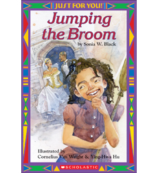 Just For You!: Jumping the Broom 9780545411288