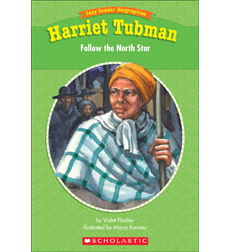 Easy Reader Biographies: Harriet Tubman