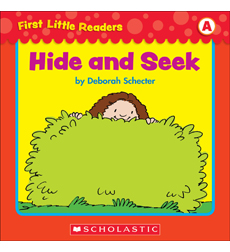 First Little Readers: Hide And Seek (Level A)