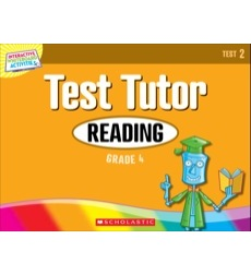 Interactive Whiteboard Activities: Reading Test Tutor (Grade 4) (Test 2)