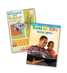 Read & Rise Reading Together Take-Home Pack Ages 6-7 - Pack A