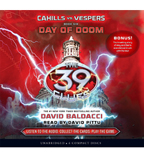 39 Clues, The: Cahills vs. Vespers Book 6: Day of Doom (Library Edition)