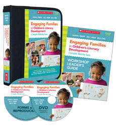 Engaging Families in Children's Literacy Development: A Complete Workshop Series