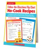 Follow-the-Directions Flip Chart: No-Cook Recipes