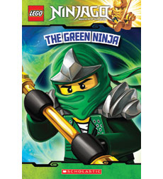 LEGO Ninjago Reader: The Green Ninja