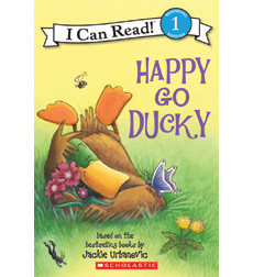 Max the Duck-I Can Read!: Happy Go Ducky