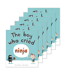 Guided Reading Set: Level L – The Boy Who Cried Ninja