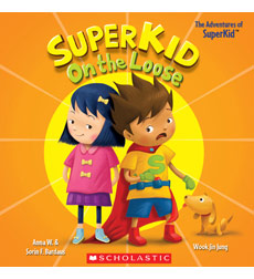 The Adventures of SuperKid: SuperKid on the Loose
