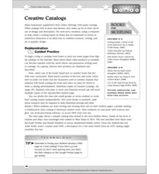 Create Catalogs: Better Than Book Reports