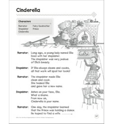 Cinderella: A Beginning Reader Play