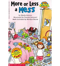 Hello Reader! Math Level 2: More or Less a Mess