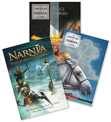 C.S. Lewis's Chronicles of Narnia Grades 4-6