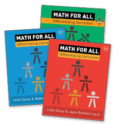 Complete Math For All Series (3-book set)