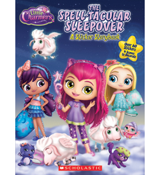 The Spell-Tacular Sleepover