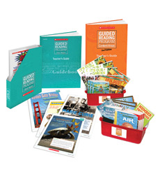 Guided Reading Content Areas 2nd Edition + Guided Reading Short Reads Nonfiction Grade 6
