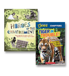 Captain Barrington Irving: A Tiger Visits the Doctor Grades 3-5