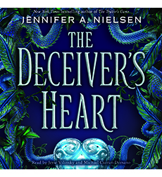 The Deceiver's Heart (Book 2 of the Traitor's Game)