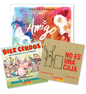 Grab and Go Grade PreK Spanish (3 pack)