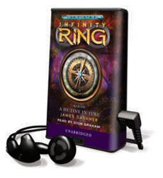 Infinity Ring 1: A Mutiny in Time (Playaway)