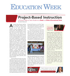 Information in Action Education Week Spotlight