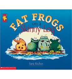 Fat Frogs on a Skinny Log