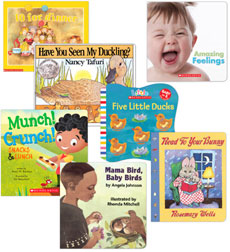 Early Literacy Choice Collection: Ages 18-24 Months