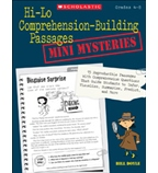 Hi-Lo Comprehension-Building Passages: Mini-Mysteries