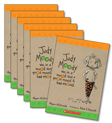 Guided Reading Set: Level M – Judy Moody