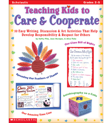 Teaching Kids to Care & Cooperate