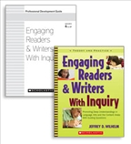 Engaging Readers & Writers With Inquiry Professional Book Bundle