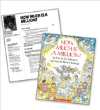 How Much is a Million? - Literacy Fun Pack Express
